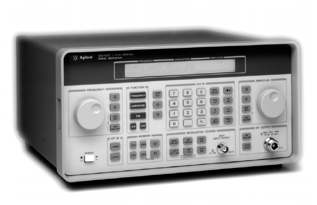 AGILENT 8648B SIGNAL GENERATOR 9KHz-2000MHz
