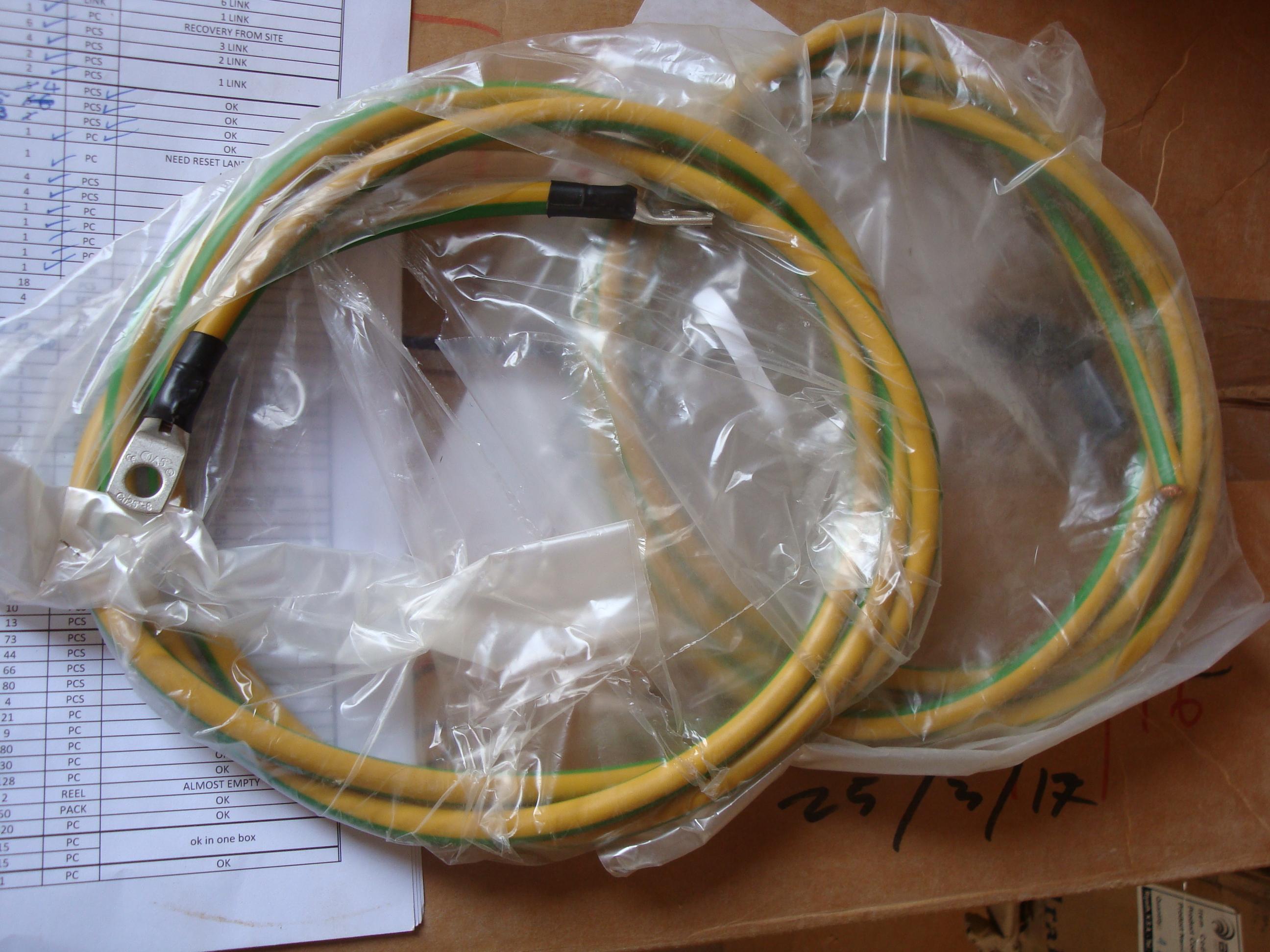 SIAE-V42025L – ALFOPlus/ASN ODU Grounding Kit (25MM)