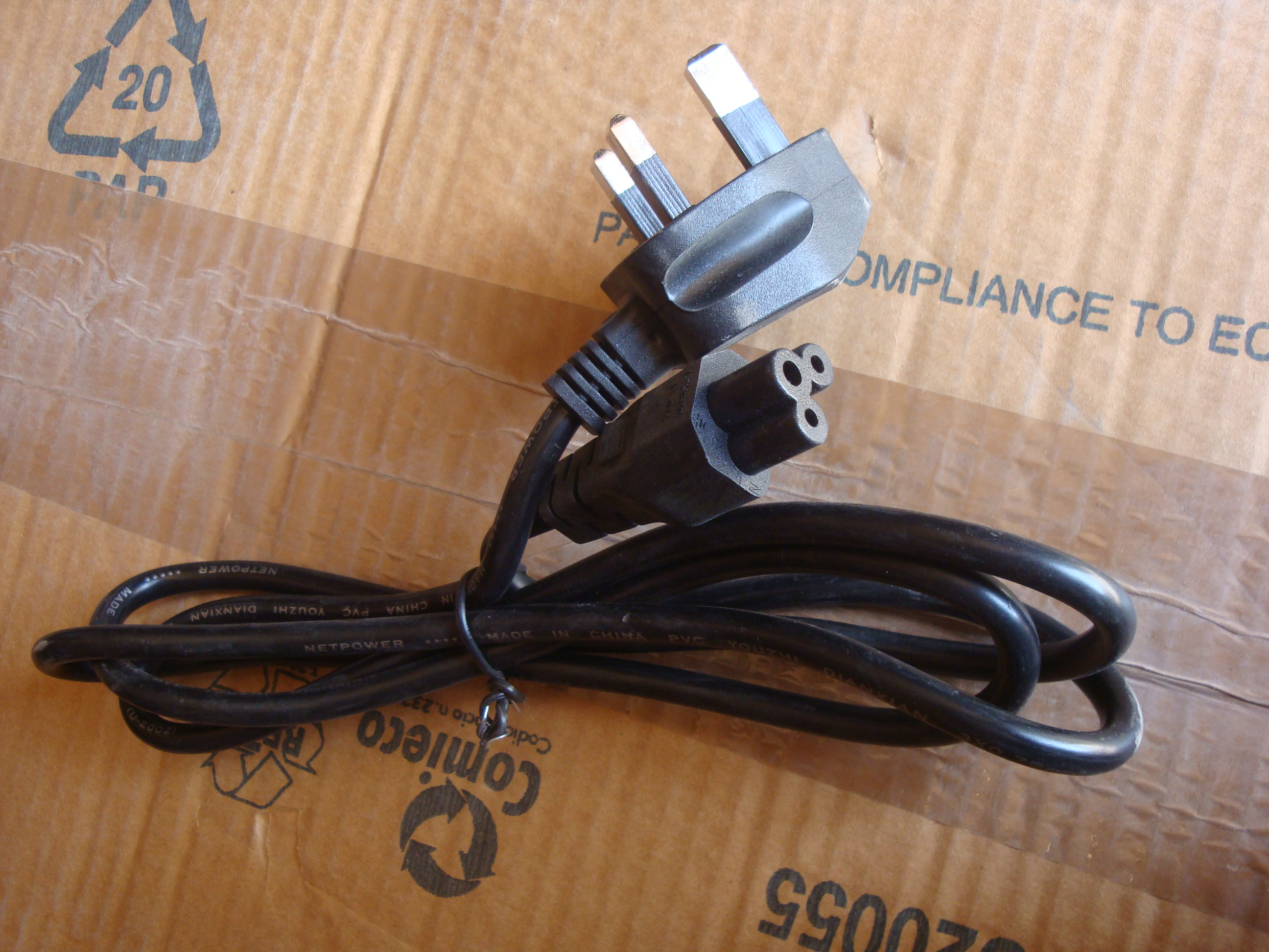 POWER CORD FOR EPMP POE