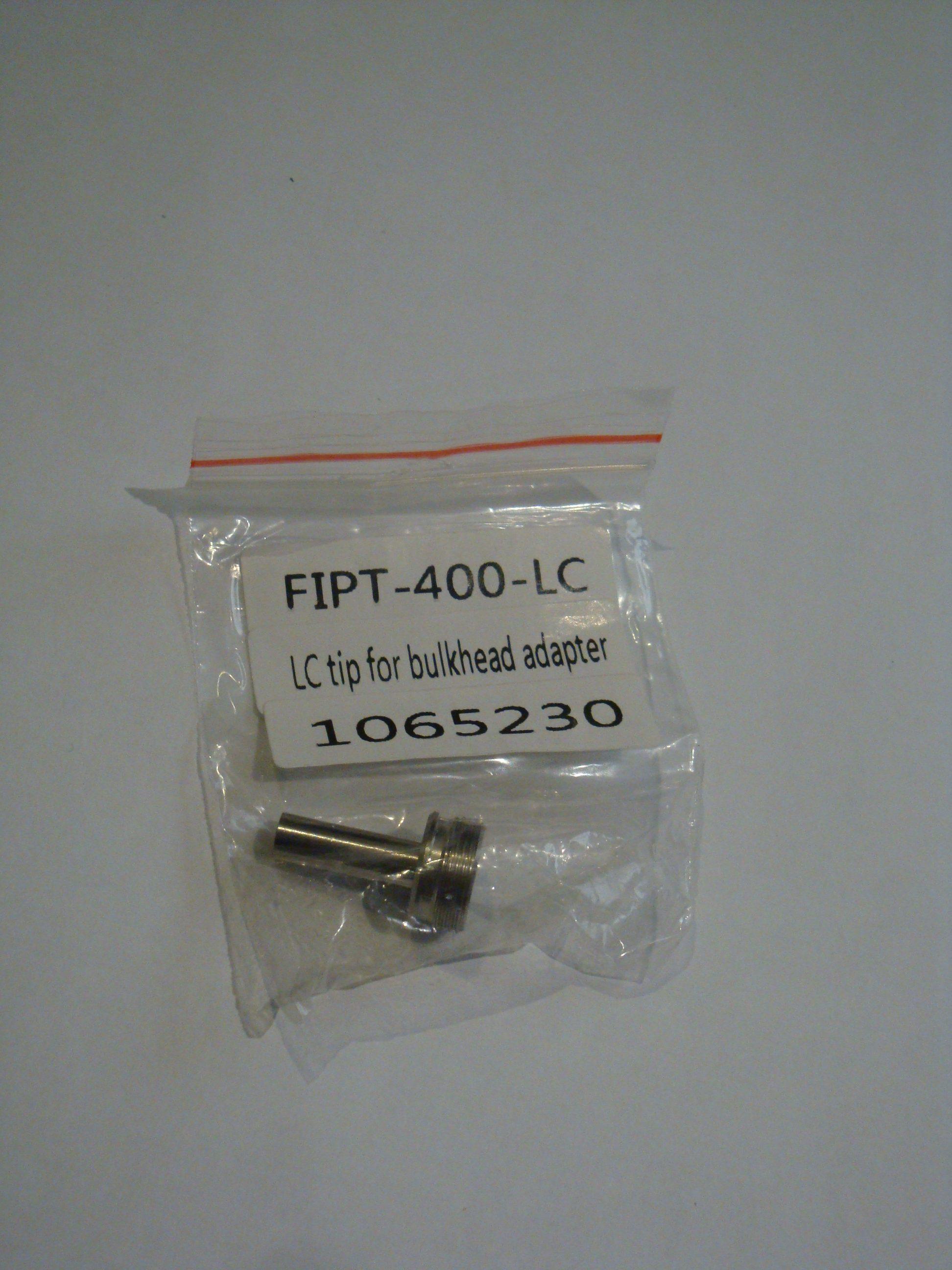 FIPT-400-LC TIP FOR BULKHEAD ADAPTER