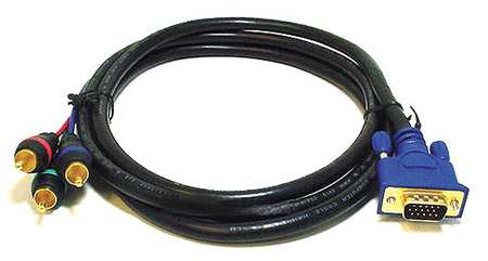 D TYPE TO RCA CABLE