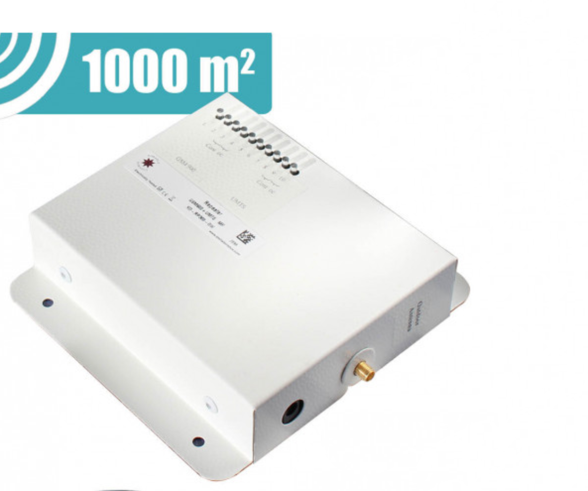 3G BOOSTER AMPLIFIER, without antenna